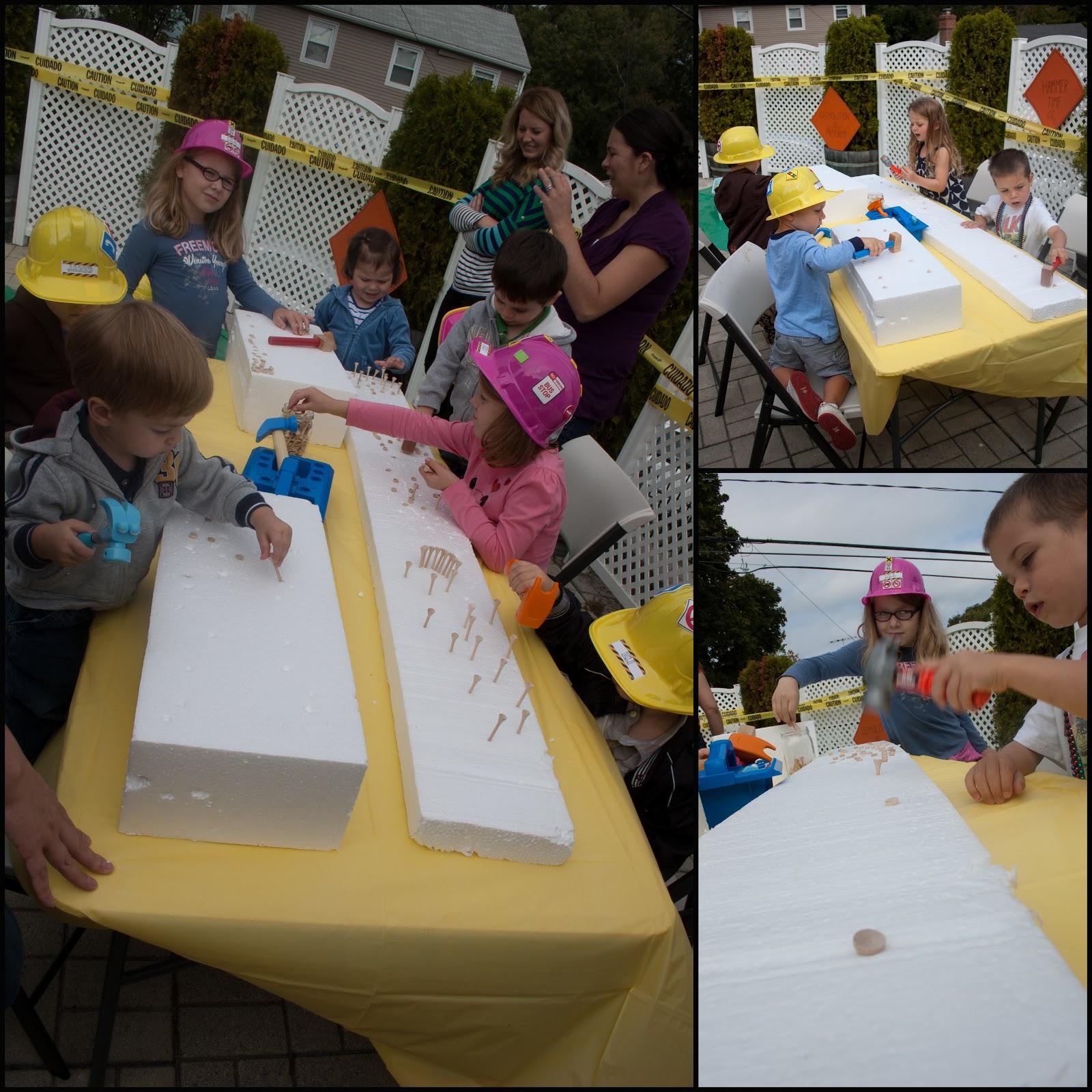 Construction Birthday {party Idea}