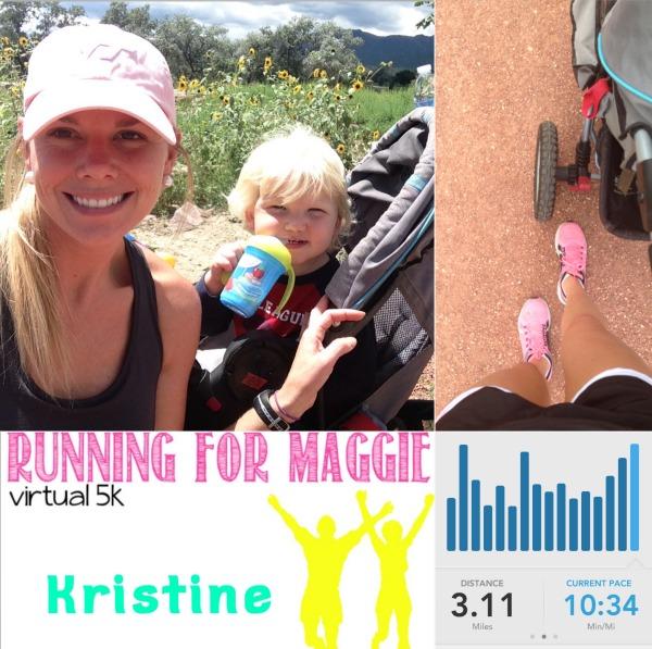 running for maggie, motherrunner