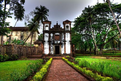 The Chapel of St. Catherine Goa