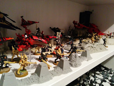My Eldar Army So Far
