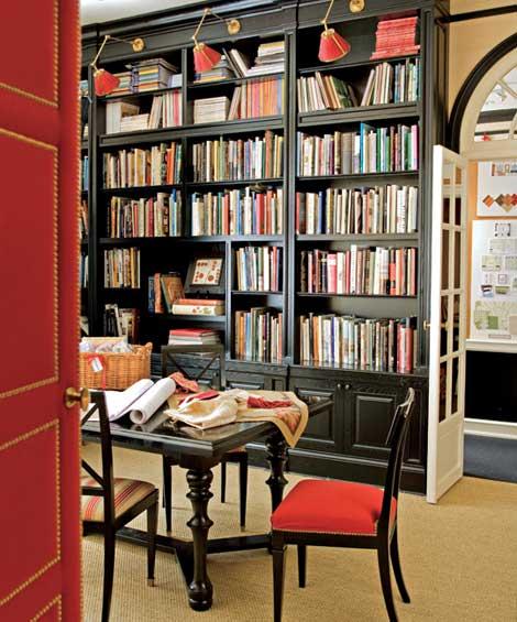 Decoraci N De Interiores Ideas De Dise O De Bibliotecas