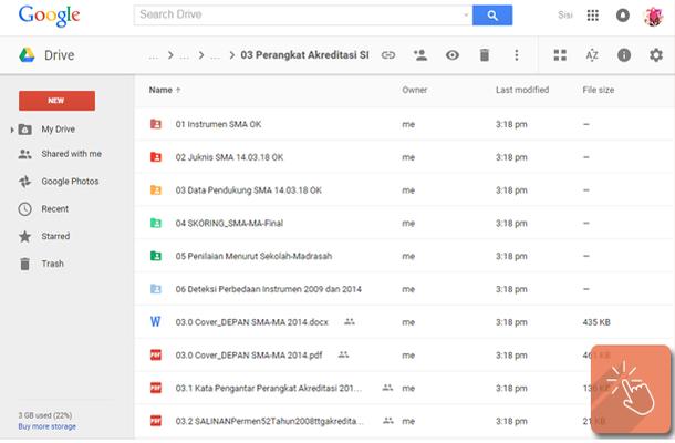Download Perangkat Akreditasi Sekolah SMA/MA