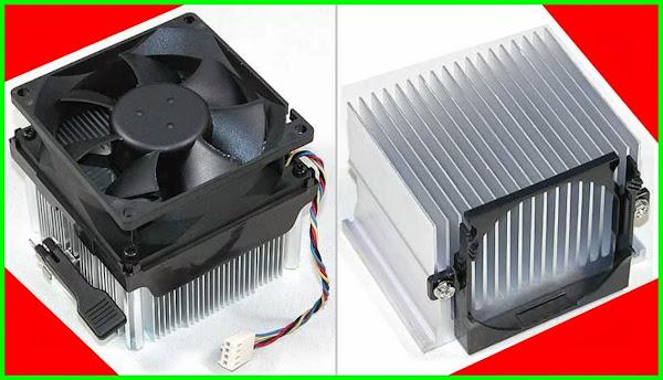 Berbagai macam alat pendingin dalam CPU,komputer,pendingin CPU