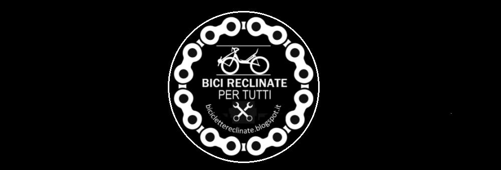 Biciclette reclinate PER TUTTI
