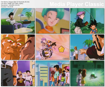 Download Film / Anime Dragon Ball GT Episode 25 Bahasa Indonesia