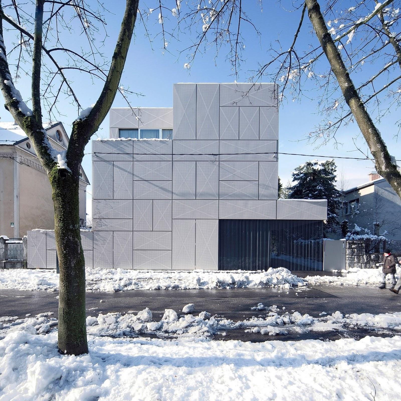 Ofis arhitekti a f a s i a for Ofis arhitekti