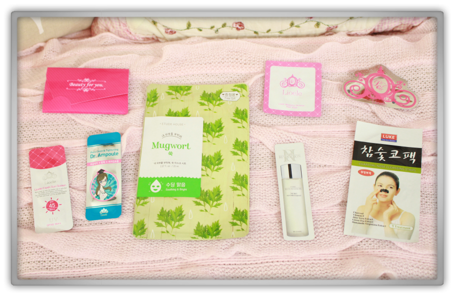 Jolse cosmetics korean haul review etude house december 2014 Cat Stove moistfull cream Nail Softener Ever Dew Boosting Sugar Tint Balm samples