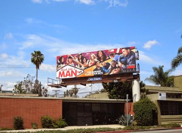 Think Like a Man Too film billboard