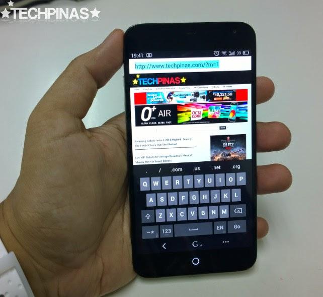 Meizu MX3, Meizu MX3 Philippines