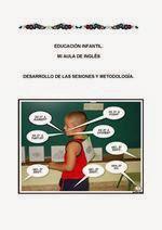DOCUMENTO: MI AULA DE INGLÉS EN INFANTIL. Rutinas, juegos, actividades de aula ...