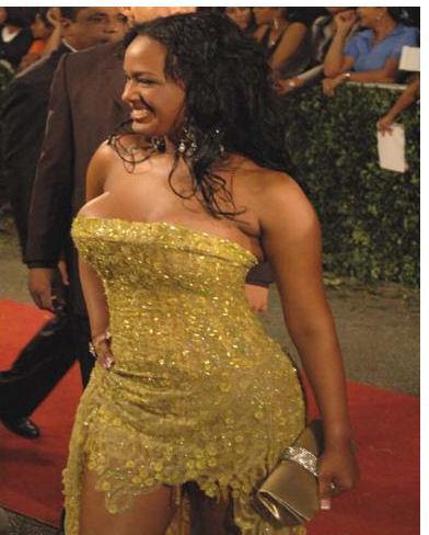 Fotos De Presentadora Dominicana Venya Carolina Desnuda