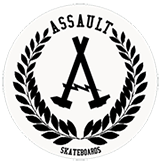 assault skateboards ©