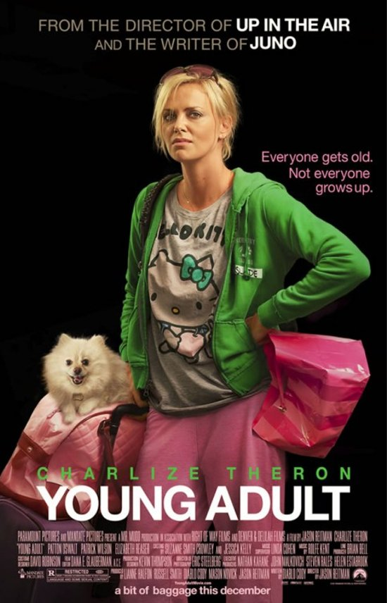 In an early announcement to retailers, Paramount is working on 'Young Adult' ...