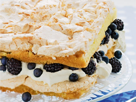 Thore skogman tårta