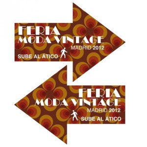 I Feria Moda Vintage 2012,del 1 al 4 de noviembre en Madrid