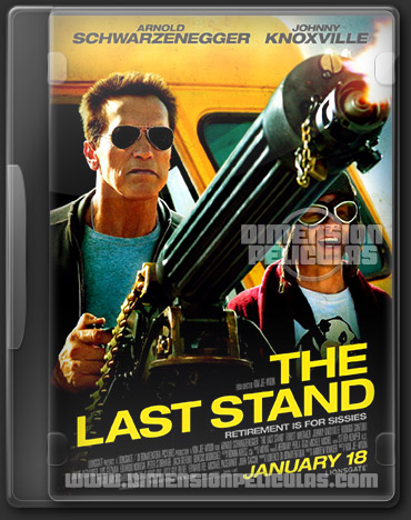 The Last Stand (DVDRip Ingles Subtitulada) (2013)