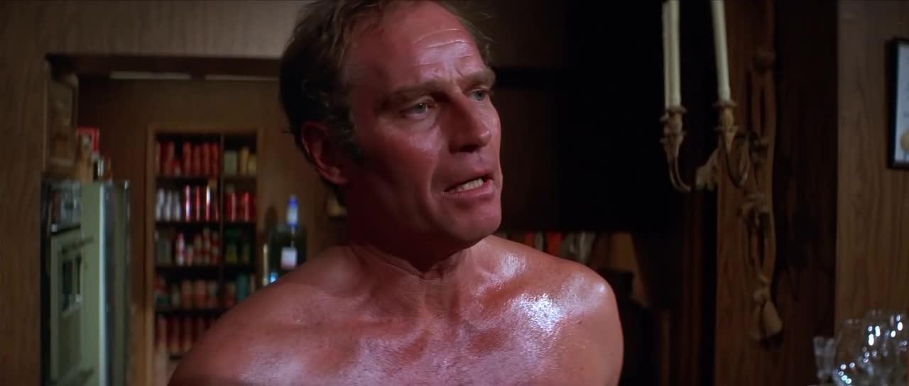 El último hombre... vivo (1971) Charlton Heston (HD)