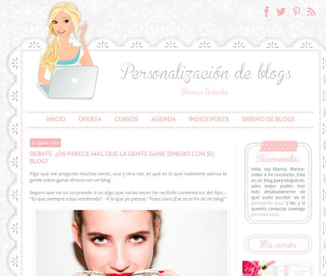 ¿Tienes un blog en Blogger? Blogs que te interesa conocer