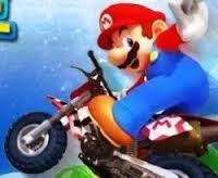 Super Mario Motor Oyunu