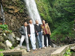 Go to Lembah Anai, Padang