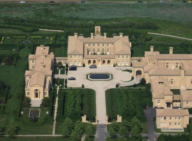 Mansions Amp More A Look At Ira Rennert S Mansion The