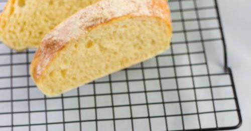 免揉脆皮麵包【懶人省力食譜】 No-Knead Crusty Bread