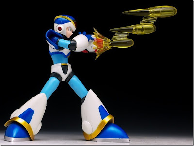 D-Arts Megaman X review