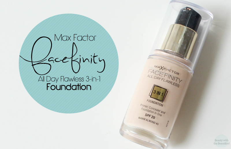 max factor flawless facefinity all day 3 in 1 foundation spf 20