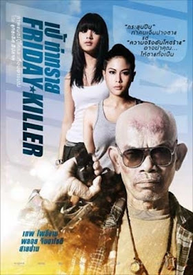 Friday Killer Watch full Thai movie