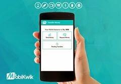 Mobikwik Transfer Rs 10 Get Rs 20 Cashback
