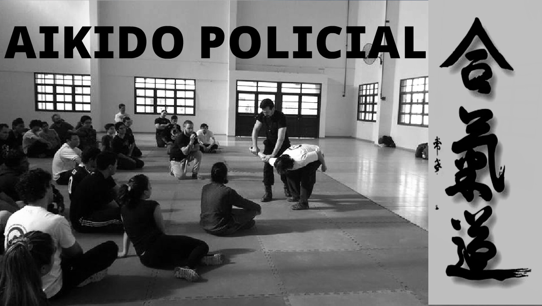 AIKIDO POLICIAL