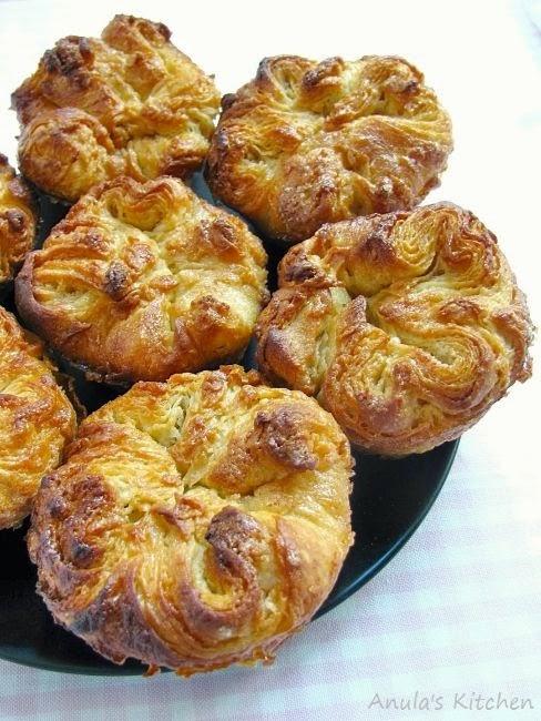 kouign-amann breton cake