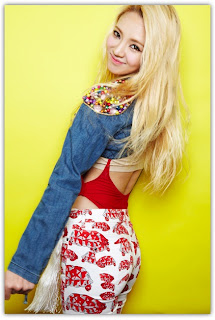 SNSD Hyoyeon I Got A Boy Individual Photos