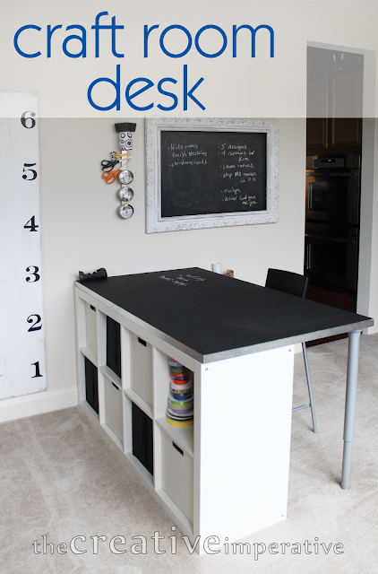 Craft Room Tables and Desks 422 x 640