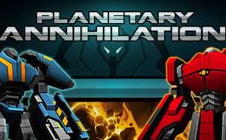Planetary Annihilation PC Game Windows