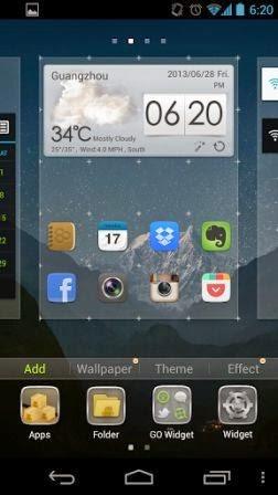 GO Launcher EX Prime Terbaru