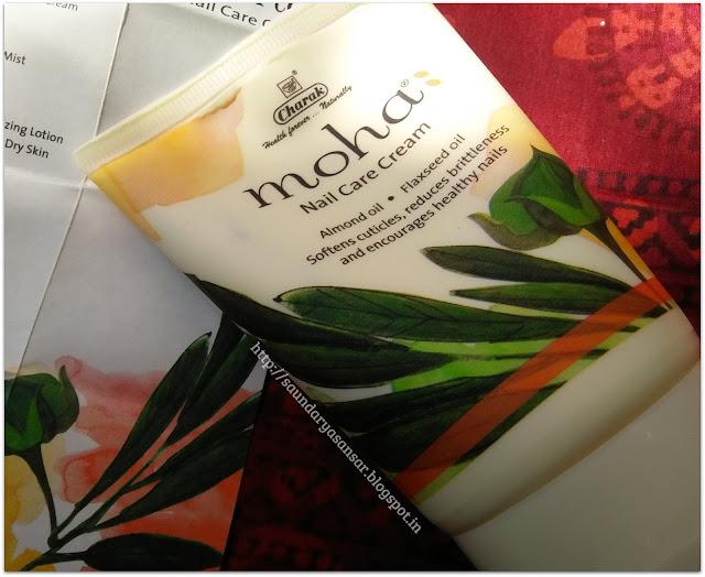 Moha Nail Cream