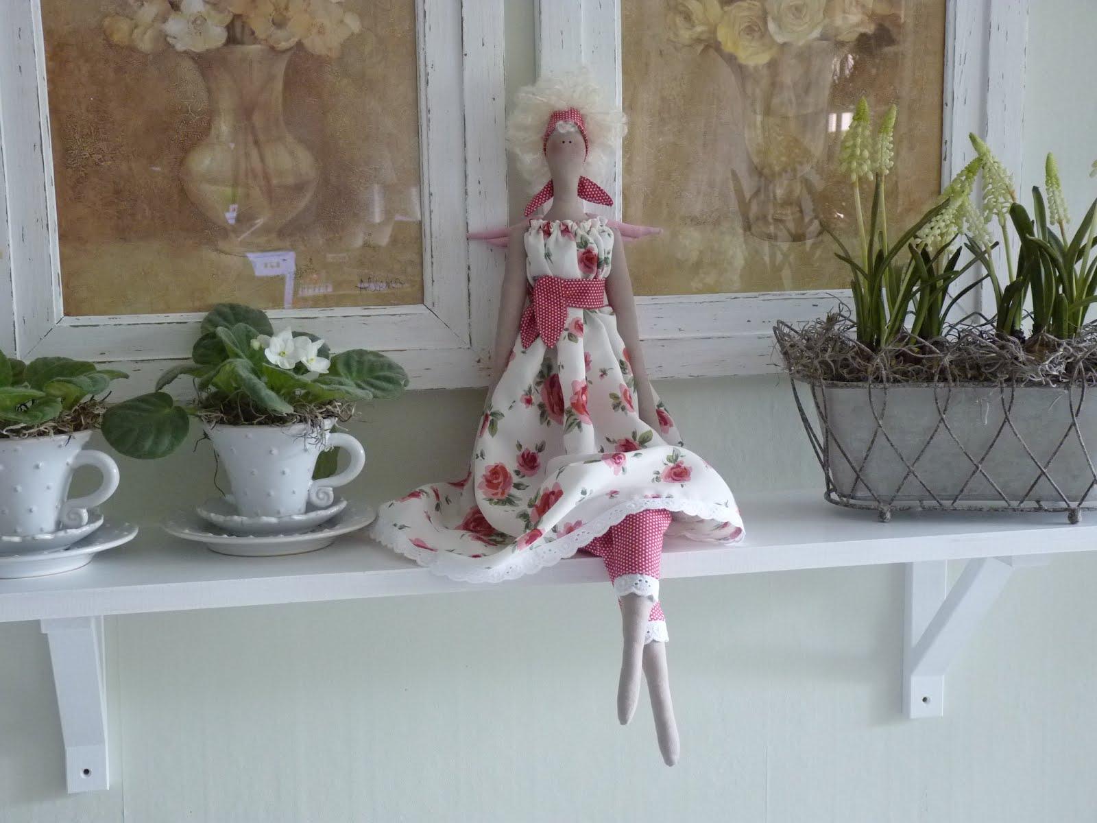 Кукла тильда в интерьере фото