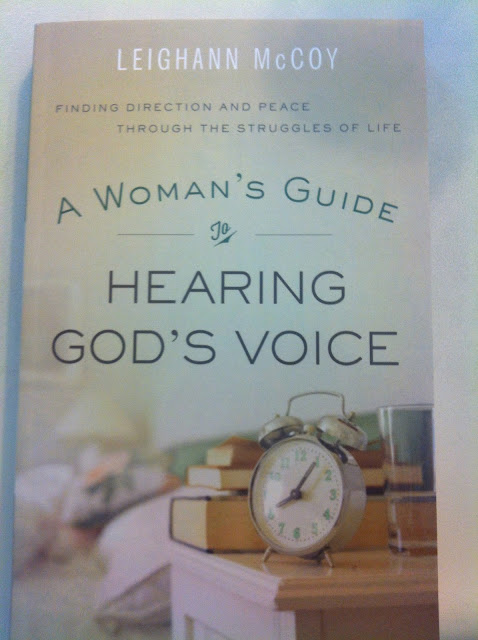 Hearing God's Voice Leighann McCoy