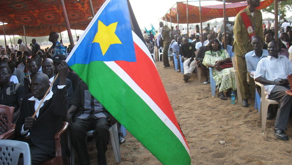 The Republic of South Sudan celebrated its first day as a Nation