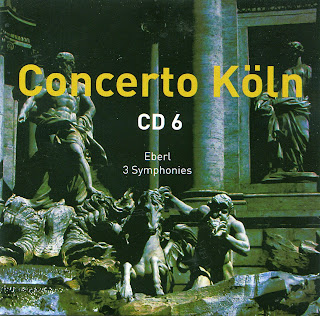 Concerto Köln plays Dall'Abaco, Locatelli, Vanhal, Kozeluch and Eberl