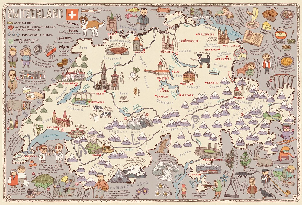 Lets talk picture books maps maps by aleksandra mizielinska and daniel mizielinski is full of gorgeous mixed media illustrations that visually detail every country continent gumiabroncs Choice Image