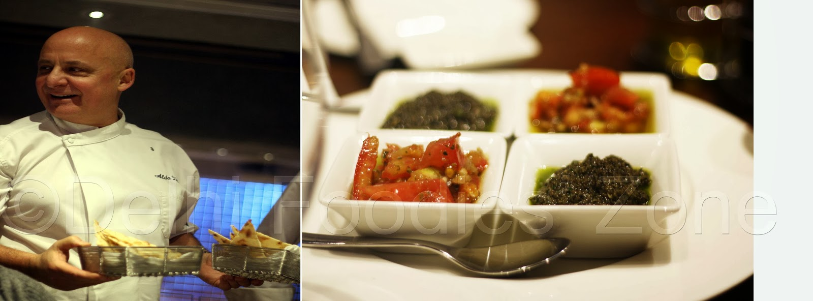Delhi foodies 39 zone december 2013 for Cuisine new zone