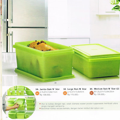 Katalog Reguler Terbaru Tupperware November 2012 | ALiaTupperware