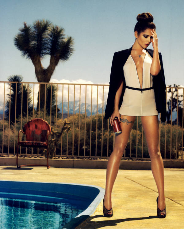 Cheryl Cole new calendar