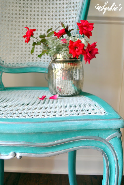 Florence French Chair