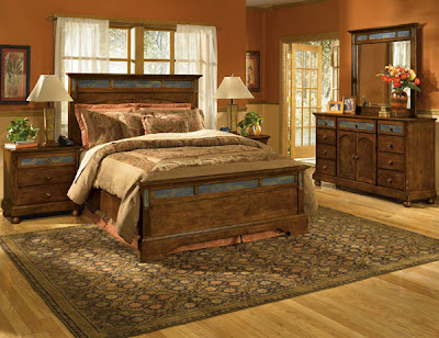 Rustic Bedroom Decorating Ideas