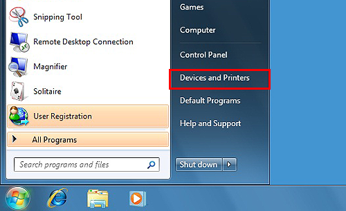 how to add a wireless printer on windows 7