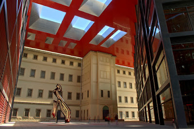 MUSEO+REINA+SOFIA - EN MADRID - Centro de Arte Reina Sofía