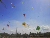 Festival Layang Layang Pangandaran 2013